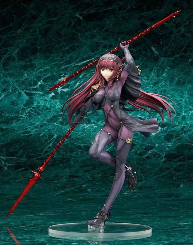 Fate/Grand Order ランサー/スカサハ[第三再臨] 1/7 完成品フィギュア-001