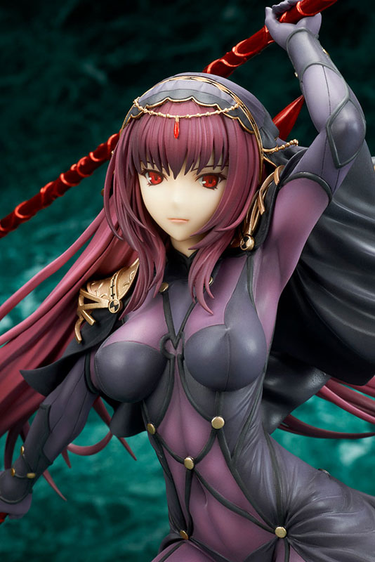 Fate/Grand Order ランサー/スカサハ[第三再臨] 1/7 完成品フィギュア-002