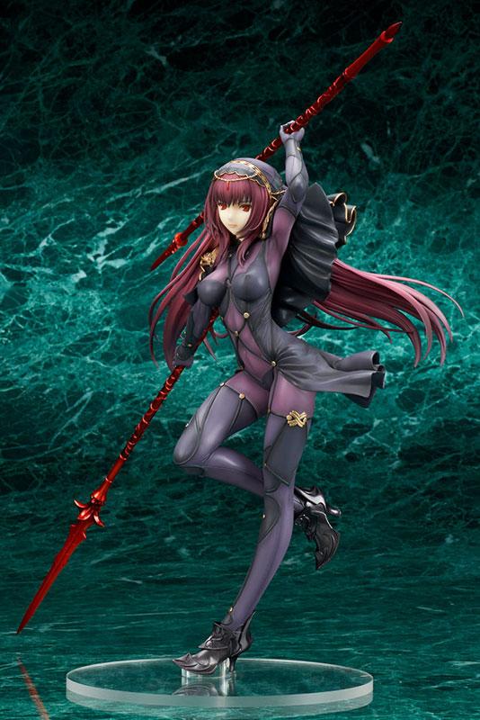 Fate/Grand Order ランサー/スカサハ[第三再臨] 1/7 完成品フィギュア-003