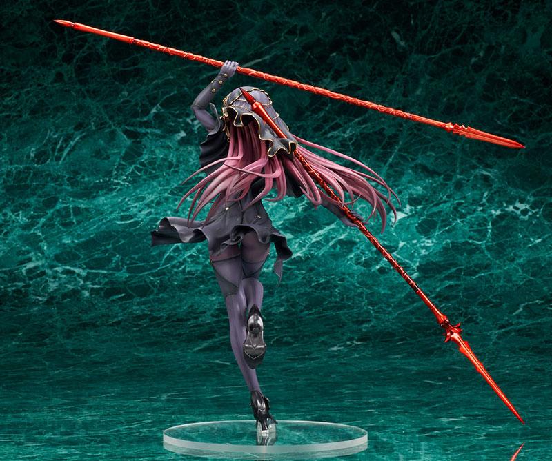 Fate/Grand Order ランサー/スカサハ[第三再臨] 1/7 完成品フィギュア-004