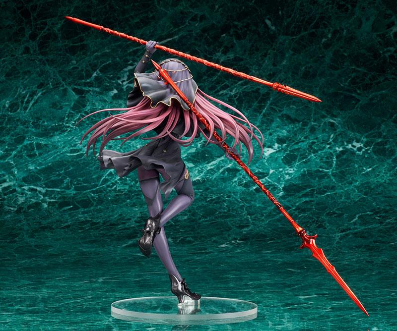 Fate/Grand Order ランサー/スカサハ[第三再臨] 1/7 完成品フィギュア-005