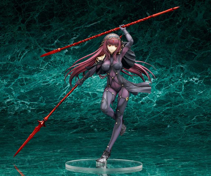 Fate/Grand Order ランサー/スカサハ[第三再臨] 1/7 完成品フィギュア-006