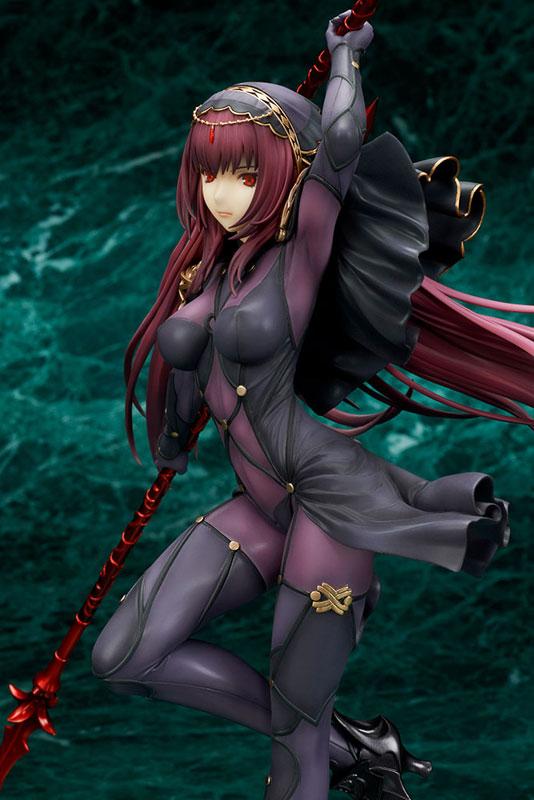Fate/Grand Order ランサー/スカサハ[第三再臨] 1/7 完成品フィギュア-008