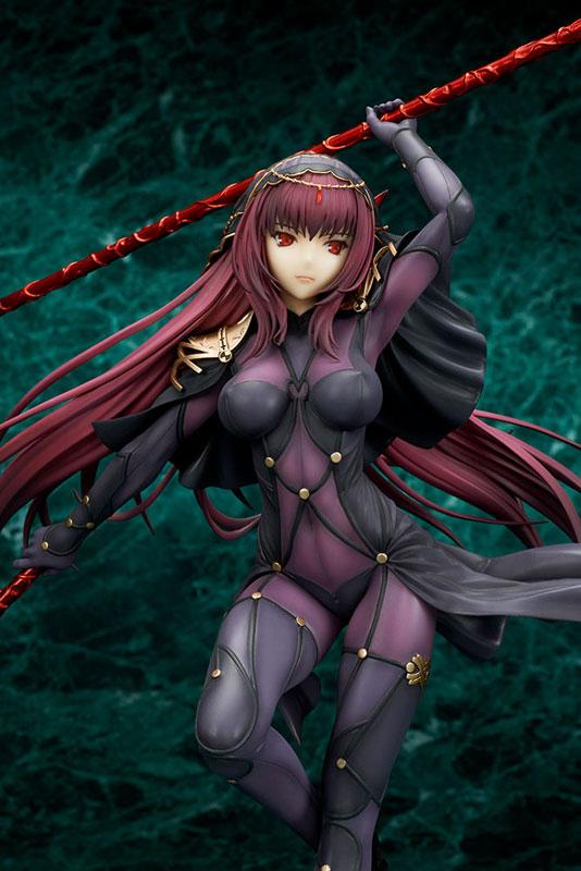 Fate/Grand Order ランサー/スカサハ[第三再臨] 1/7 完成品フィギュア-009