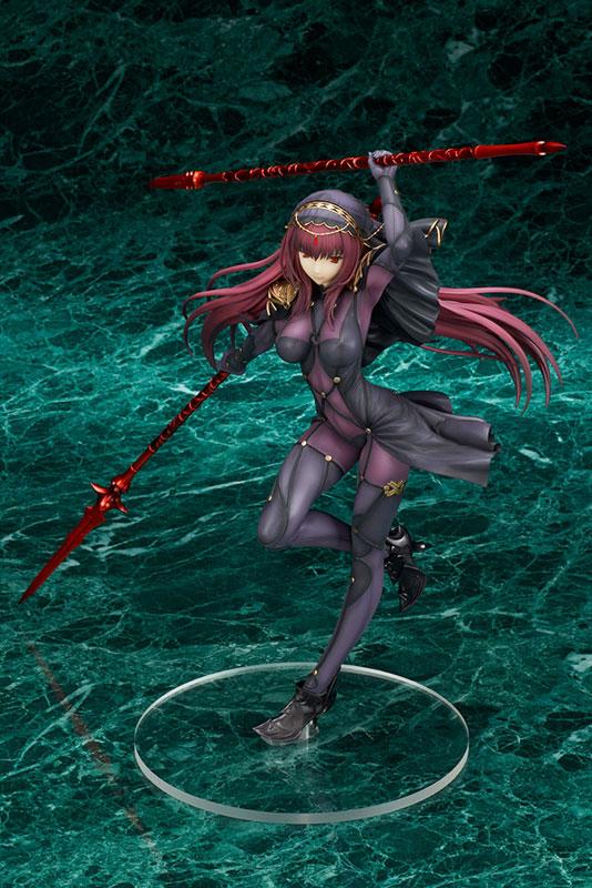 Fate/Grand Order ランサー/スカサハ[第三再臨] 1/7 完成品フィギュア-010