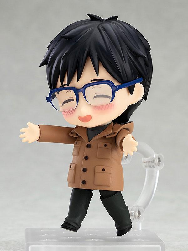 ねんどろいど ユーリ!!! on ICE 勝生勇利 私服Ver.-003