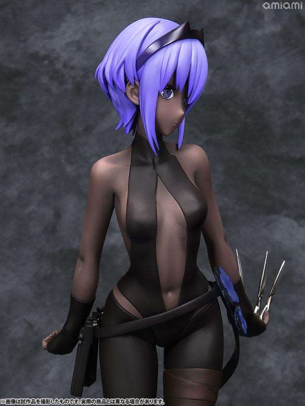 Fate/Grand Order アサシン/静謐のハサン 1/7 完成品フィギュア-011