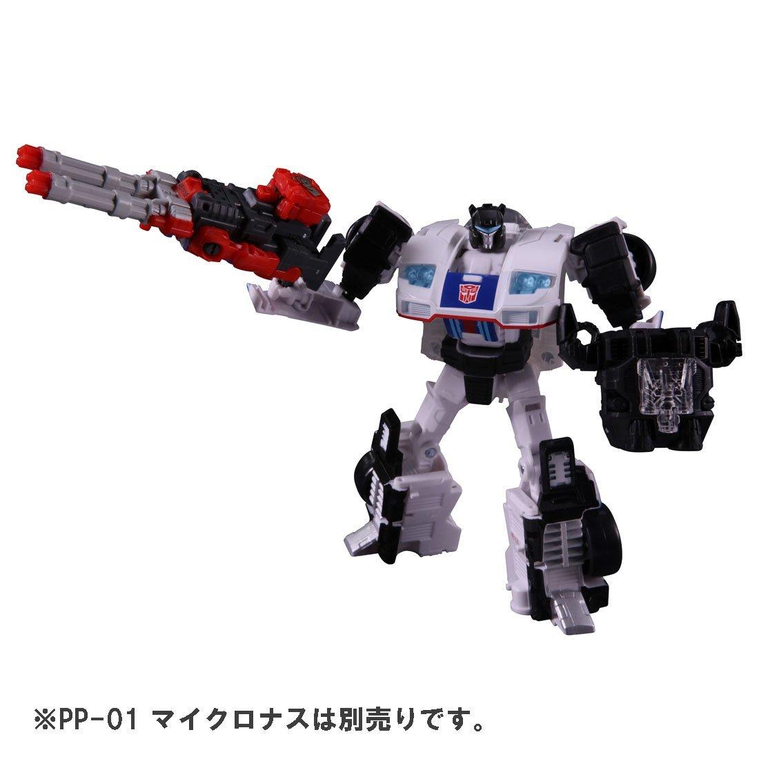 トランスフォーマー パワーオブザプライム PP-07 オートボットジャズ-006