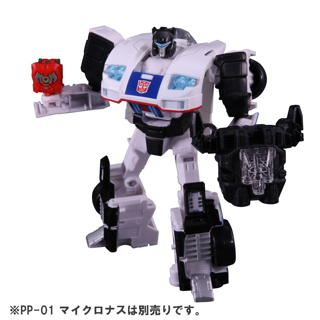 トランスフォーマー パワーオブザプライム PP-07 オートボットジャズ-007