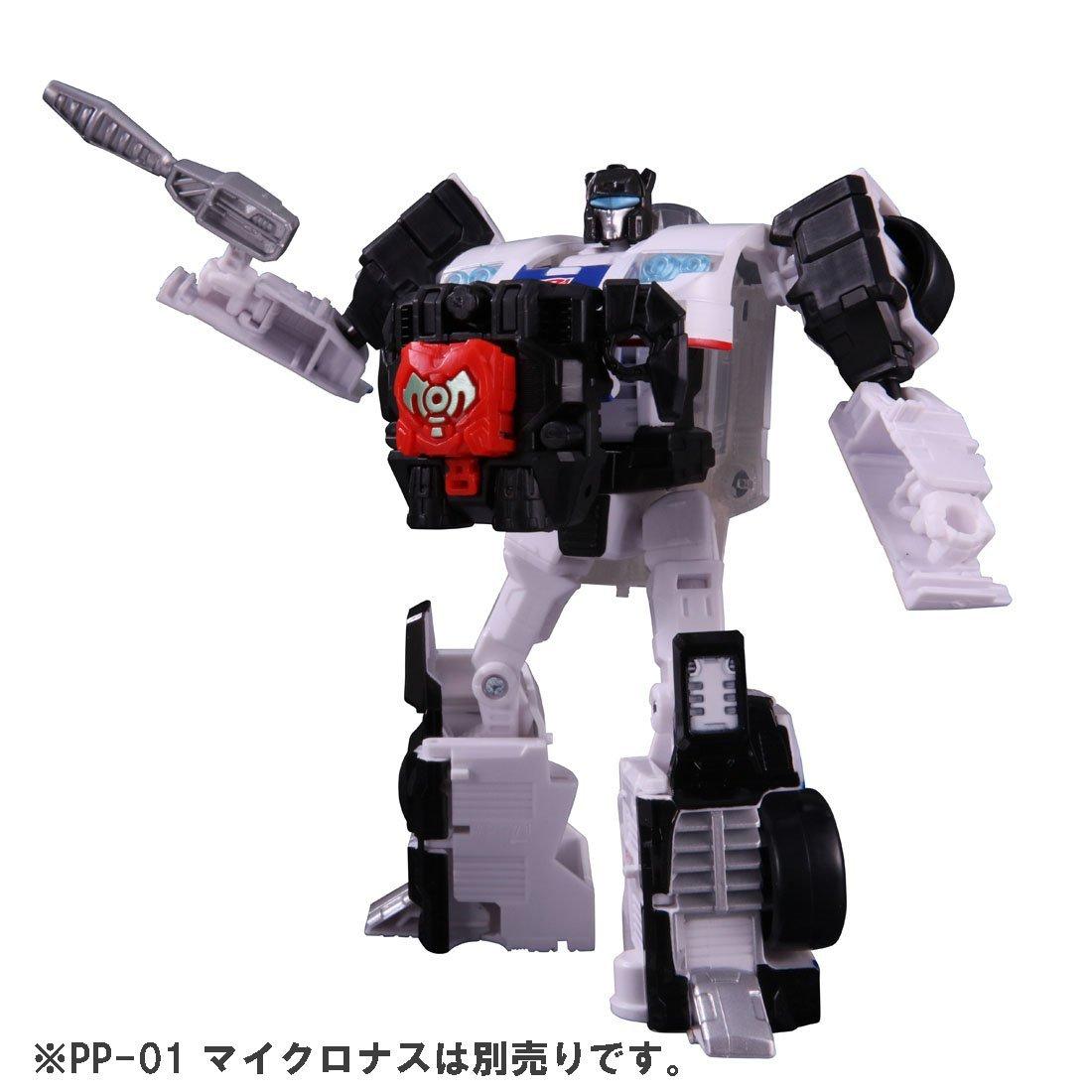 トランスフォーマー パワーオブザプライム PP-07 オートボットジャズ-008