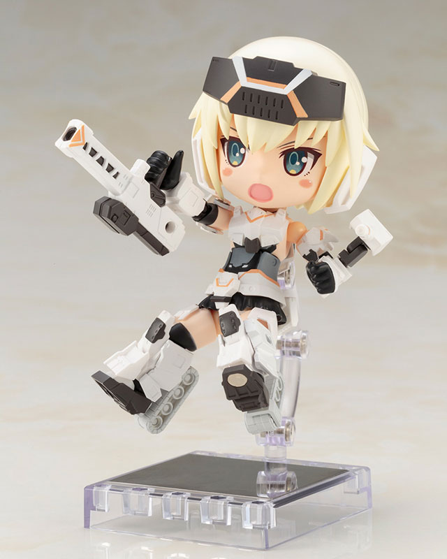 キューポッシュ フレームアームズ・ガール FAガール 轟雷改 可動フィギュア-006