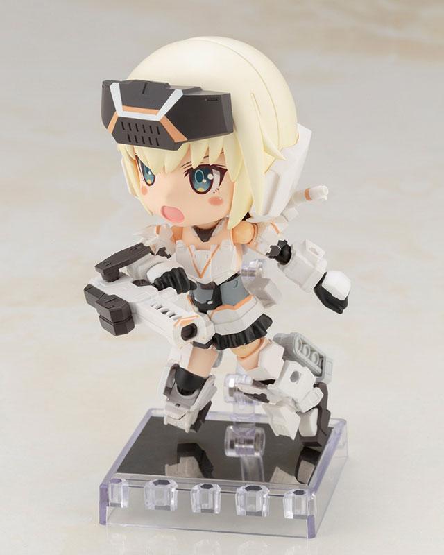 キューポッシュ フレームアームズ・ガール FAガール 轟雷改 可動フィギュア-008
