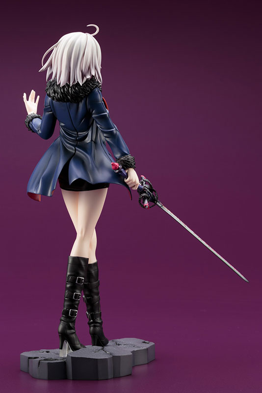 Fate/Grand Order アヴェンジャー/ジャンヌ・ダルク〔オルタ〕 私服ver. 1/7 完成品フィギュア-008