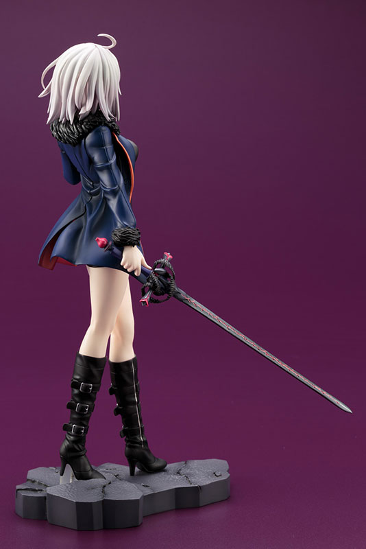 Fate/Grand Order アヴェンジャー/ジャンヌ・ダルク〔オルタ〕 私服ver. 1/7 完成品フィギュア-009