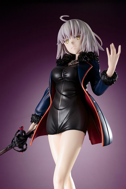 Fate/Grand Order アヴェンジャー/ジャンヌ・ダルク〔オルタ〕 私服ver. 1/7 完成品フィギュア-010