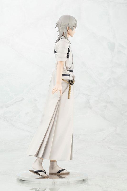 ARTFX J 刀剣乱舞-花丸- 鶴丸国永 内番ver 1/8 完成品フィギュア-007