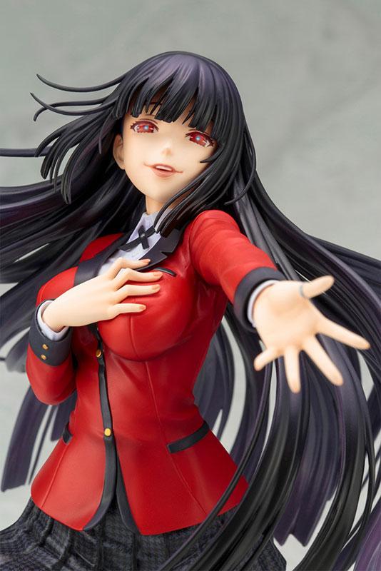 ARTFX J 賭ケグルイ 蛇喰夢子 1/8 完成品フィギュア-009