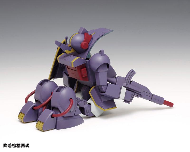 装甲騎兵ボトムズ 1/35「ベルゼルガ DT PS版」プラモデル-003