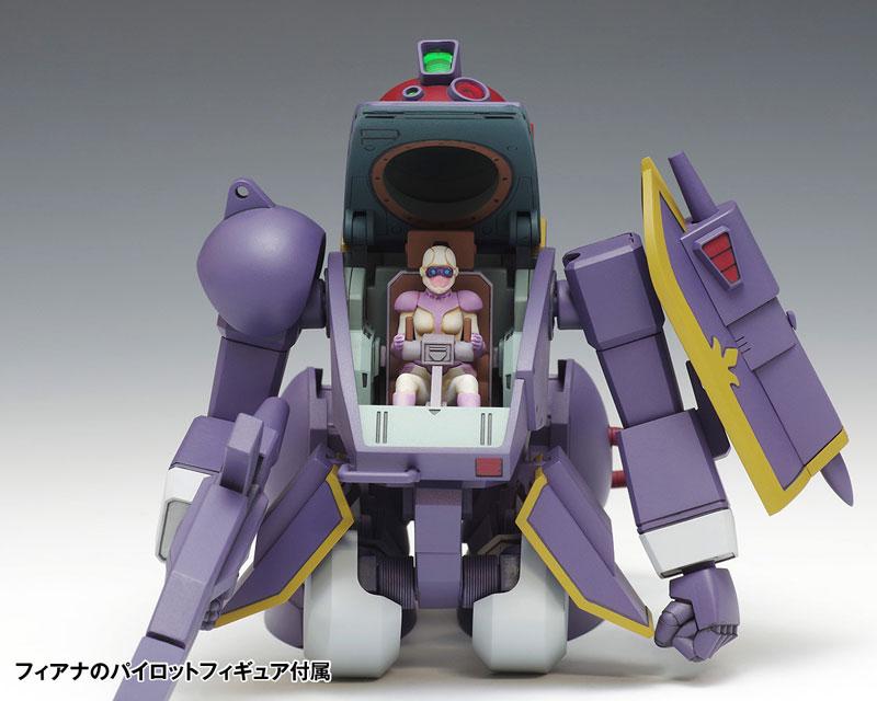 装甲騎兵ボトムズ 1/35「ベルゼルガ DT PS版」プラモデル-004