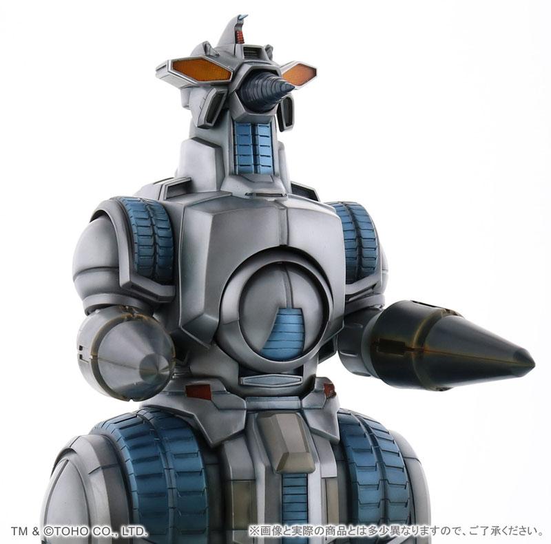 東宝30cmシリーズ ゴジラVSスペースゴジラ モゲラ(1994)-004
