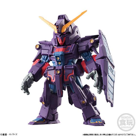 【食玩】FW GUNDAM CONVERGE EX22 サイコ・ガンダムマークツー-003