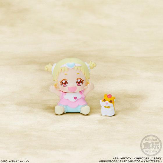 【食玩】HUGっと!プリキュア キューティーフィギュア2 Special Set-007