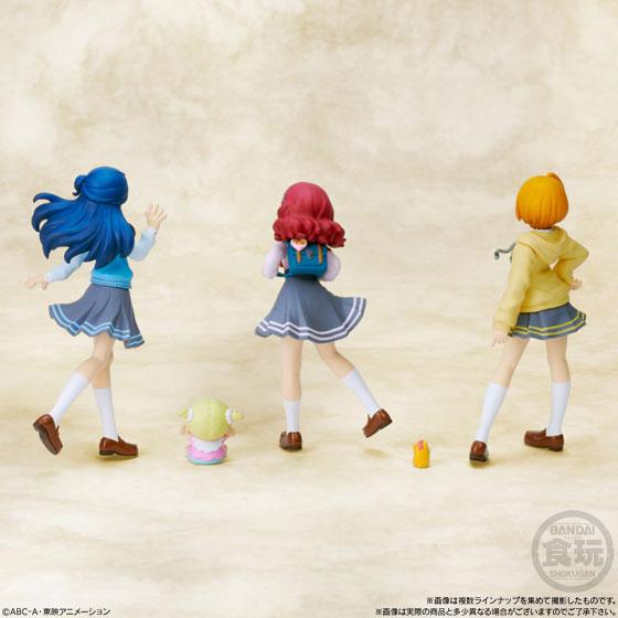【食玩】HUGっと!プリキュア キューティーフィギュア2 Special Set-009