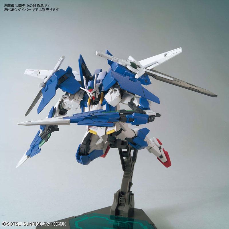 HGBD 1/144『ガンダムダブルオーダイバーエース』プラモデル-001