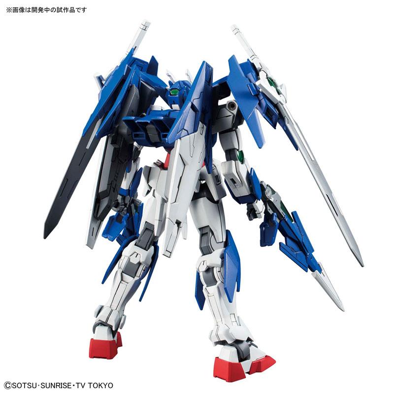 HGBD 1/144『ガンダムダブルオーダイバーエース』プラモデル-003