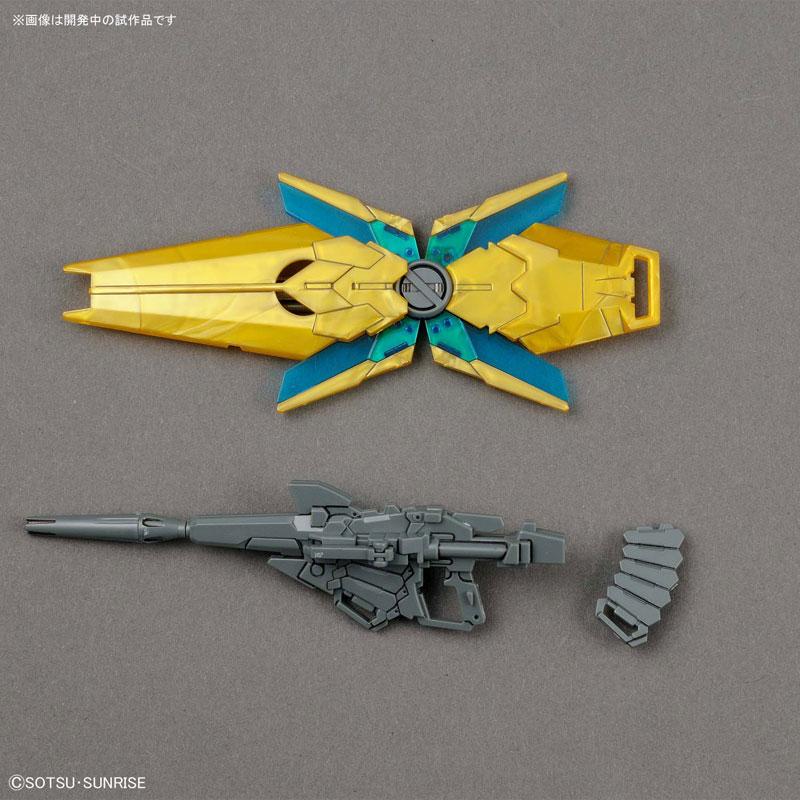 HGUC 1/144『ユニコーンガンダム3号機 フェネクス(デストロイモード)(ナラティブVer.)』プラモデル-006
