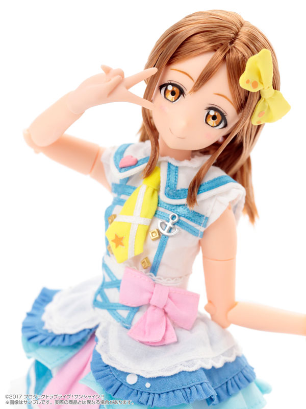 1/6 ピュアニーモ キャラクターシリーズ No.106 ラブライブ!サンシャイン!! 国木田花丸-007