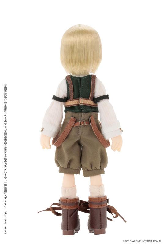 Lil'Fairy ~ちいさなお手伝いさん~『メム』1/12 完成品ドール-007