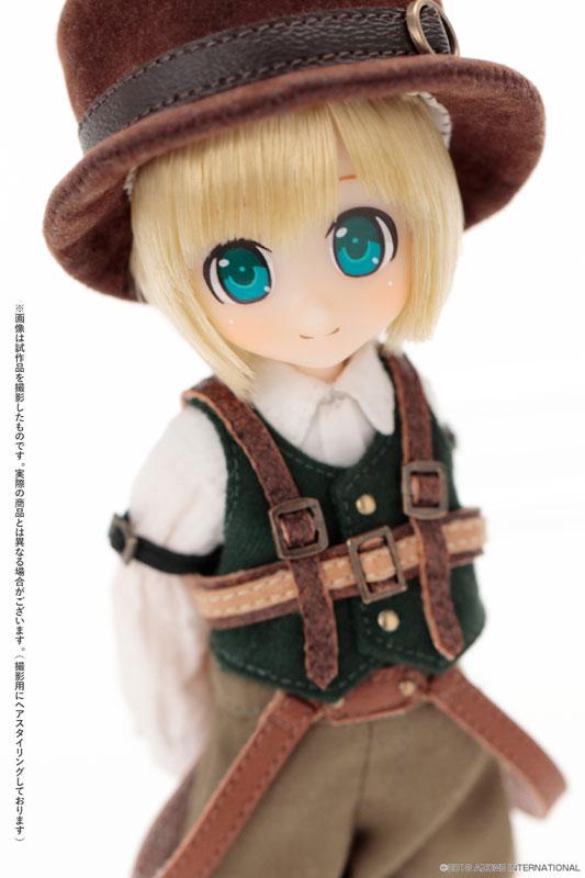 Lil'Fairy ~ちいさなお手伝いさん~『メム』1/12 完成品ドール-008
