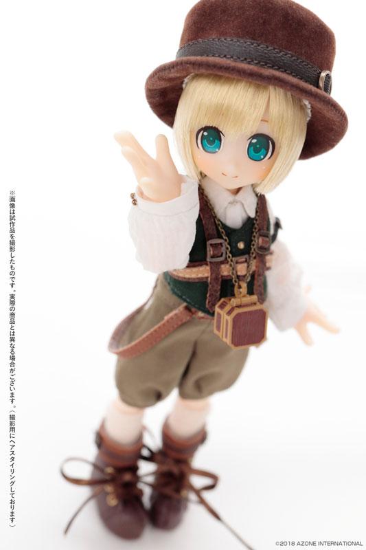 Lil'Fairy ~ちいさなお手伝いさん~『メム』1/12 完成品ドール-009