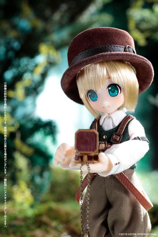 Lil'Fairy ~ちいさなお手伝いさん~『メム』1/12 完成品ドール-014