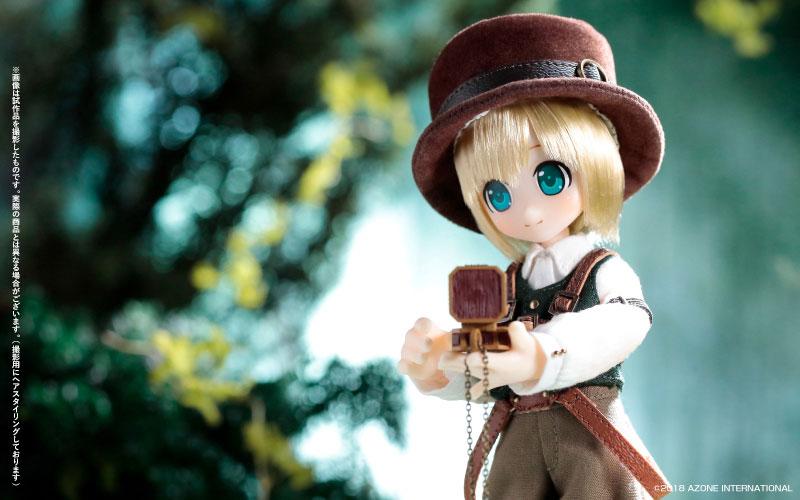Lil'Fairy ~ちいさなお手伝いさん~『メム』1/12 完成品ドール-015