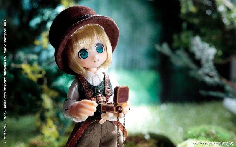 Lil'Fairy ~ちいさなお手伝いさん~『メム』1/12 完成品ドール-017