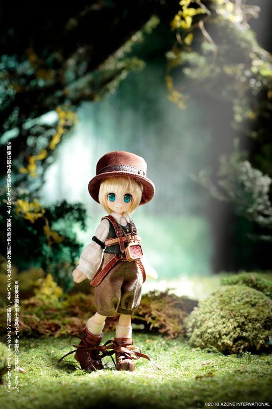 Lil'Fairy ~ちいさなお手伝いさん~『メム』1/12 完成品ドール-018