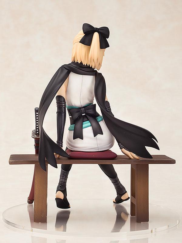 Fate/Grand Order セイバー/沖田総司 ~剣士の休息~ 1/8 完成品フィギュア-003