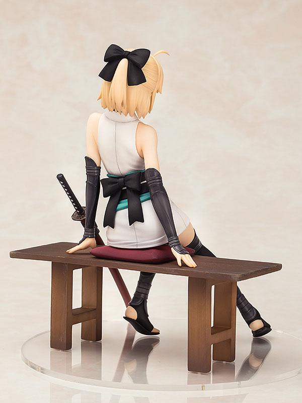 Fate/Grand Order セイバー/沖田総司 ~剣士の休息~ 1/8 完成品フィギュア-007