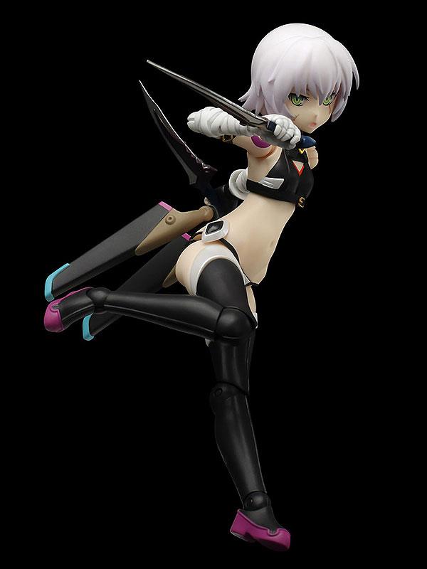4インチネル Fate/Grand Order アサシン/ジャック・ザ・リッパー アクションフィギュア-001