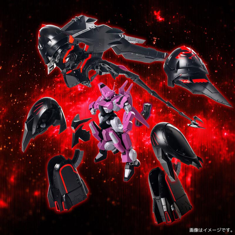 METAMOR-FORCE 機動戦艦ナデシコ The prince of darkness『ブラックサレナ』可動フィギュア-009