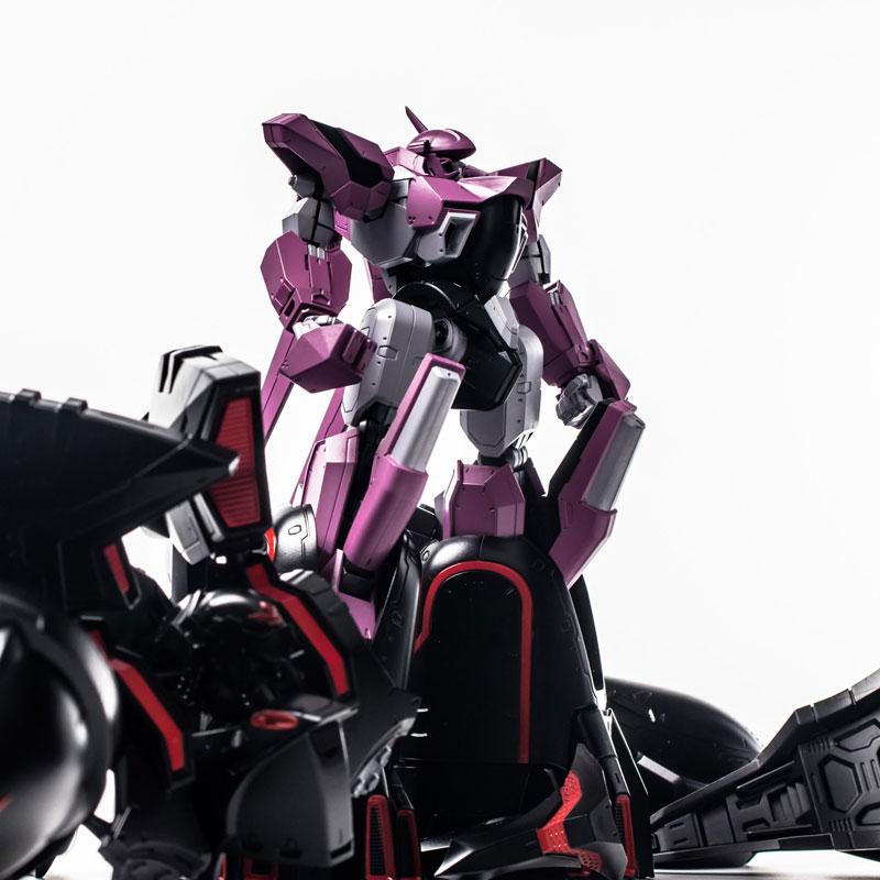 METAMOR-FORCE 機動戦艦ナデシコ The prince of darkness『ブラックサレナ』可動フィギュア-010