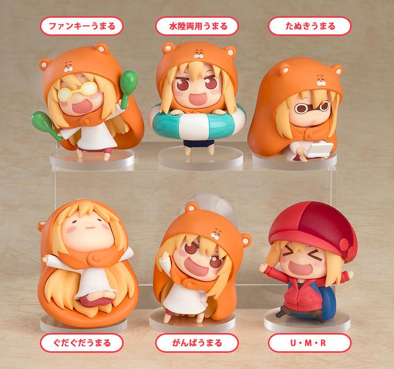 干物妹!うまるちゃん トレーディングフィギュア その2 8個入りBOX-001