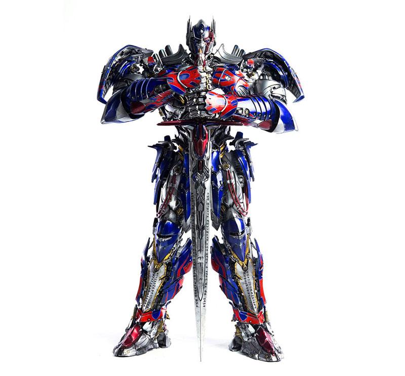 Transformers: The Last Knight OPTIMUS PRIME『トランスフォーマー/最後の騎士王 オプティマスプライム』可動フィギュア-002