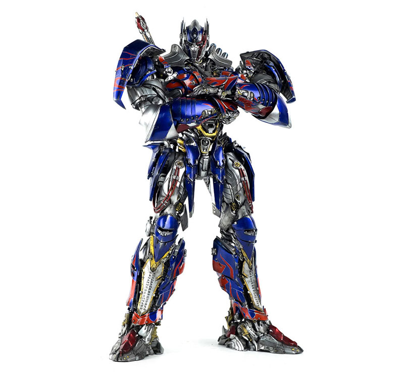 Transformers: The Last Knight OPTIMUS PRIME『トランスフォーマー/最後の騎士王|オプティマスプライム』可動フィギュア-003