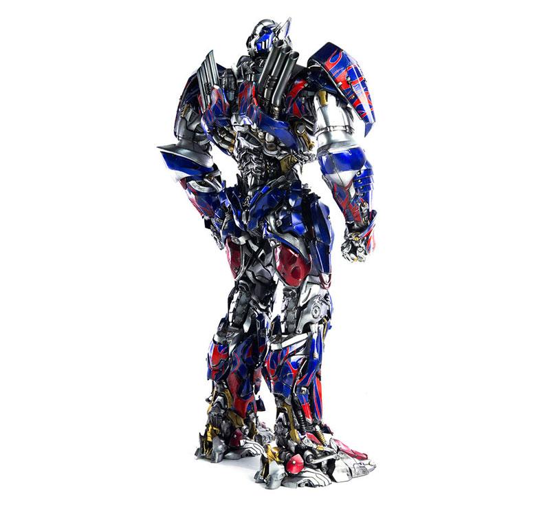 Transformers: The Last Knight OPTIMUS PRIME『トランスフォーマー/最後の騎士王 オプティマスプライム』可動フィギュア-004
