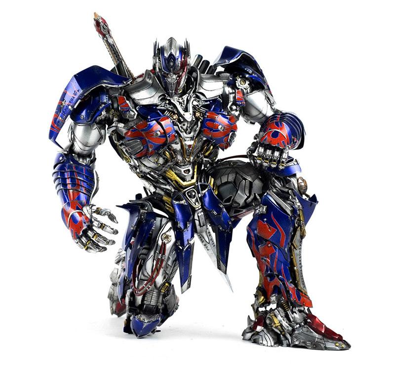 Transformers: The Last Knight OPTIMUS PRIME『トランスフォーマー/最後の騎士王 オプティマスプライム』可動フィギュア-006