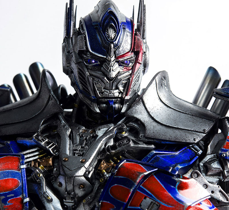 Transformers: The Last Knight OPTIMUS PRIME『トランスフォーマー/最後の騎士王 オプティマスプライム』可動フィギュア-008