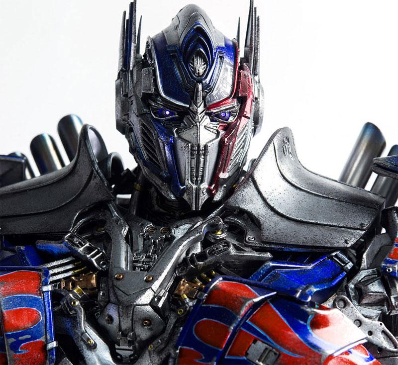 Transformers: The Last Knight OPTIMUS PRIME『トランスフォーマー/最後の騎士王|オプティマスプライム』可動フィギュア-009